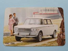 FIAT 1500 ( Editie - Uitgave België / Zie Foto Voor Details ) ! - Voitures