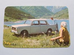 FIAT 1100 R ( Editie - Uitgave België / Zie Foto Voor Details ) ! - Cars