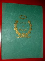 Cahier  Ecole Du Creusot  Année Scolaire 1901-1902 Classe M2  Complet ,rempli TBE - Vieux Papiers