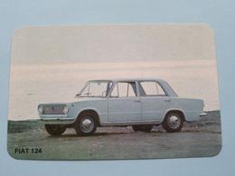 FIAT 124 ( Editie - Uitgave België / Zie Foto Voor Details ) ! - Voitures