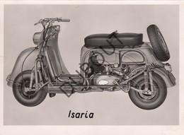"Foto Scooter "" ISARIA "" Hans GLAS GMBH - Goggo 200 (N154) - Motorfietsen"