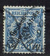Deutsch-Südwestafrika 1897 // Mi. 4 O - Colonie: Afrique Sud-Occidentale