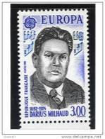 "France 2367 Neuf ** "" Darius Milhaud"" (cote 2,00€) - - France"