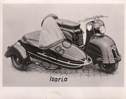 "Foto Scooter "" ISARIA "" Hans GLAS GMBH - Goggo 200 (N153) - Motorfietsen"