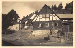 Bad Konigswart - Photo-Carte - Tchéquie