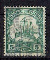 Deutsch-Südwestafrika 1906/1919 // Mi. 25 O - Colonia: Sudafrica – Occidental