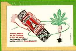 Buvard & Blotting Paper : Chicorée LEROUX - Coffee & Tea