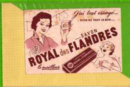 Buvard & Blotting Paper : ROYAL Des FLANDRES  Savon - Parfums & Beauté