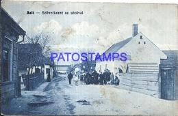 109820 SERBIA SELT CONFLICT WITH UTCAVAL SPOTTED POSTAL POSTCARD - Serbie