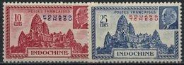 Kouang-Tchéou,  N° 138 à N° 139** Y Et T - Kouang-Tchéou (1906-1945)