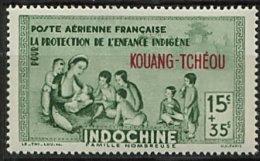 Kouang-Tchéou,  PA N° 1 à N° 3** Y Et T - Kouang-Tchéou (1906-1945)