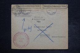 FRANCE - Enveloppe Du Ministère De L 'Agriculture Et Du Ravitaillement Pour Louvie - Juzon En 1943 - à Voir - L 26537 - 1921-1960: Modern Period