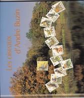 Belgique : LES OISEAUX D ANDRE BUZIN  Par Arnhem 1992  55 Pages - Littérature