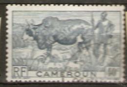 Cameroun  1946   SG 234 40c   Fine Used - Brunei (1984-...)