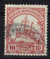 Deutsch-Südwestafrika 1906/1919 // Mi. 26 O - Colonia: Sudafrica – Occidental