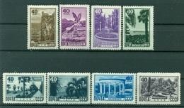 URSS 1949 - Y & T N. 1295/1302 - Vues De La Crimée Et Du Caucase - 1923-1991 URSS