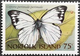 Norfolk Island 1997 Butterflies - Norfolk Island