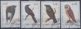 Saint Tome Et Prince : N° 792 à 795 Oblitéré Année 1983 - Sao Tome Et Principe