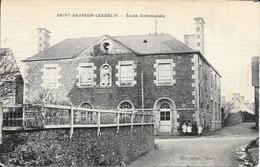Saint Sauveur Lendelin -  Ecole Communale - Andere Gemeenten