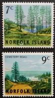 Norfolk Island 1966 Headstone Bridge - Norfolk Island