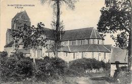 Saint Sauveur Lendelin - Eglise - Andere Gemeenten