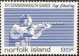 Norfolk Island 1998 Commonwealth Games - Norfolk Island