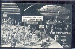 Frankrijk France - Clement Bayard II - Zeppelin -  Monde Derniers La Fin Du Monde  - 1910 - France