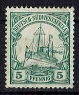 Deutsch-Südwestafrika 1906/1919 // Mi. 25 * - Kolonie: Deutsch-Südwestafrika