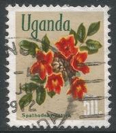 Uganda. 1969 Flowers. 50c Used. SG 137 - Uganda (1962-...)