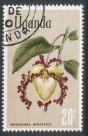 Uganda. 1969 Flowers. 20/- Used. SG 145 - Uganda (1962-...)