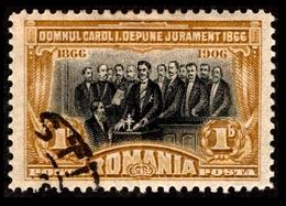 1906 Romania - 1881-1918: Charles I