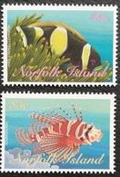 Norfolk Island 1998 Reef Fish - Norfolk Island