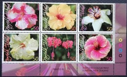 Norfolk Island 2005 Hibiscus Varieties - Norfolk Island