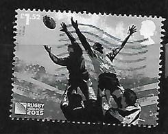 GB 2015 RUGBY WORLD CUP HV - 1952-.... (Elizabeth II)