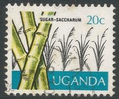 Uganda. 1975 Ugandan Crops. 20c Used. SG 150 - Uganda (1962-...)