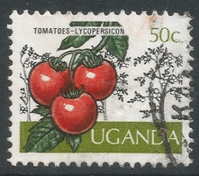 Uganda. 1975 Ugandan Crops. 50c Used. SG 153 - Uganda (1962-...)