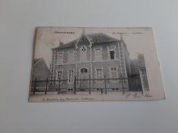 * WACHTEBEKE De Pastorij La Cure  Oblitéré En 1905 - Wachtebeke