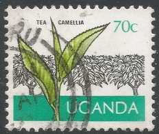 Uganda. 1975 Ugandan Crops. 70c Used. SG 154 - Uganda (1962-...)