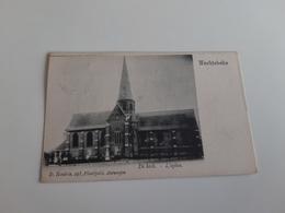 * WACHTEBEKE De Kerk L'Eglise  Oblitéré En 1904 - Wachtebeke