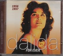 CD. DALIDA. FOR EVER N°1. 1956 - 1957. 23 Titres. - Autres - Musique Française