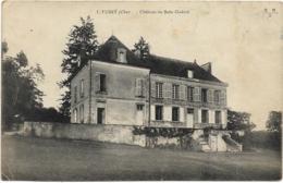 D18 - FUSSY - CHÂTEAU DE BOIS GUERET - Other Municipalities