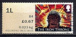 Great Britain 2017 - Royal Mail Faststamps - 1952-.... (Elizabeth II)