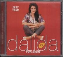 CD. DALIDA. FOR EVER N°2. 1957 - 1958.   26 Titres. - Autres - Musique Française