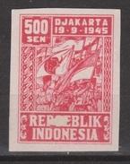 Indonesia Indonesie JAVA And MADOERA Nr. 39a MNH ; Japanese Occupation Japanse Bezetting - Indonésie