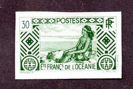 Océanie N°93a ND  N** LUXE Cote 90 Euros !!!RARE - Océanie (Établissement De L') (1892-1958)