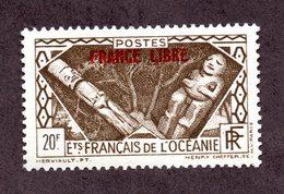 Océanie N°149  N* TB Cote 75 Euros !!!RARE - Neufs
