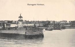 R114225 Ramsgate Harbour - Ansichtskarten