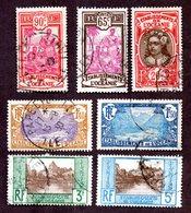 Océanie Entre N°69  Et 77 Oblitérés TB (le 71 B) Cote 71 Euros !!!RARE - Océanie (Établissement De L') (1892-1958)