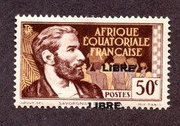 AEF N°107a N* TB Et Signé Cote 60 Euros !!!RARE - A.E.F. (1936-1958)