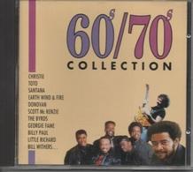 CD. 60s/70s COLLECTION. CHRISTIE - SANTANA - DONOVAN - THE BYRDS - Claude FRANCOIS - Joe COCKER - 17 Titres - Autres - Musique Française
